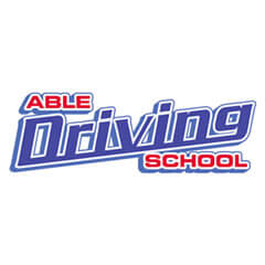 Drive Safer Certified - Able Driving School Logo
