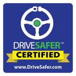 Drive Safer Certified Logo