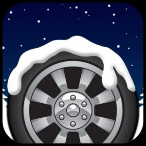 winter weather driving - tires