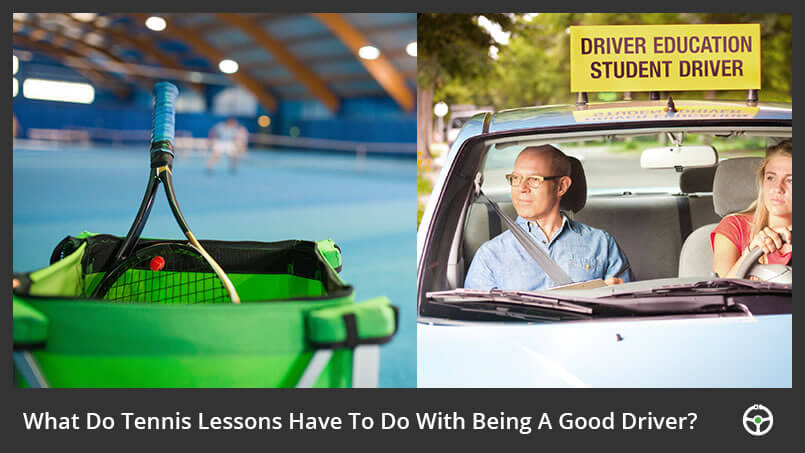 Drive Safer Tennis and Driving